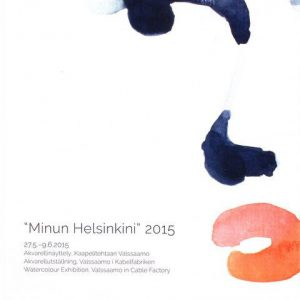 Minun Helsinkini 2015. 75 s. Su-ru-eng.
