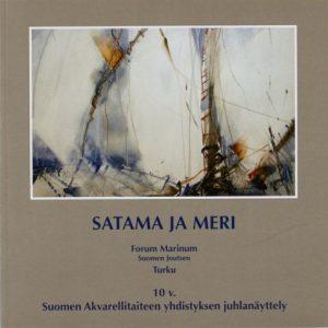 Satama ja meri 2008. 80 s. Su-ru.