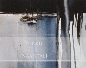 Turku Naantali 2011. 118 s. Su-ru.