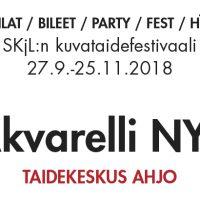 JUHLAT / BILEET / PARTY / FEST / HÏEJE – Joensuun kuvataidefestivaali 27.9. – 25.11.2018