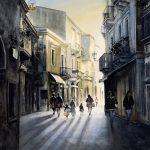 Sisilian Taorminasta matkamuisto