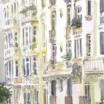 Avenue des fleurs, Nizza
